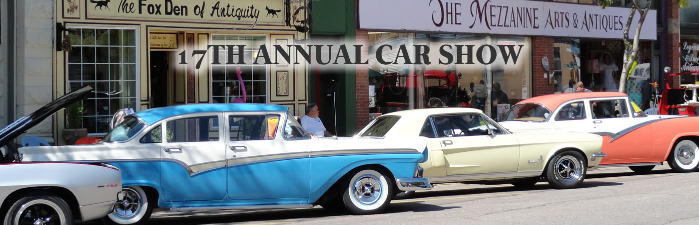 Schedule Of Events Florence Colorado Car Show - Car show schedule