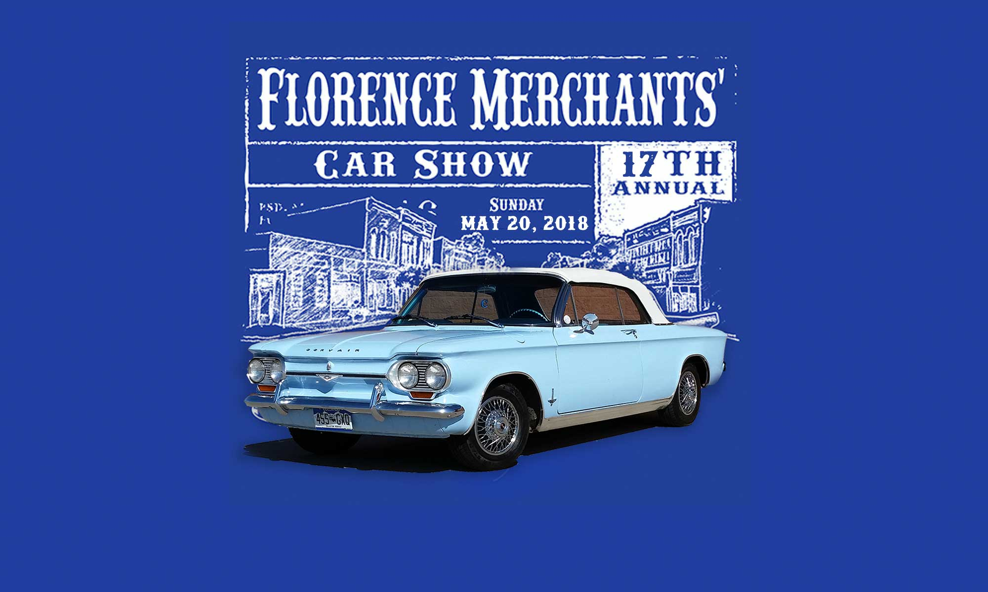 2018 Florence Colorado Car Show