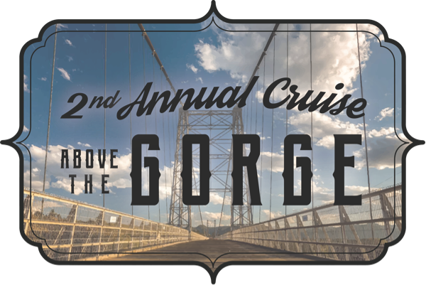 2nd Annual Cruise Above the Gorge - per person (not vehicle)